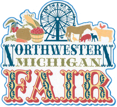 Northwestern Michigan Fair Logo