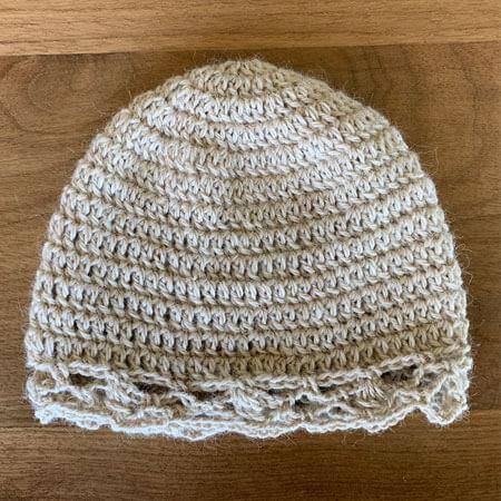 Light-Fawn-Baby-Alpaca-Hat