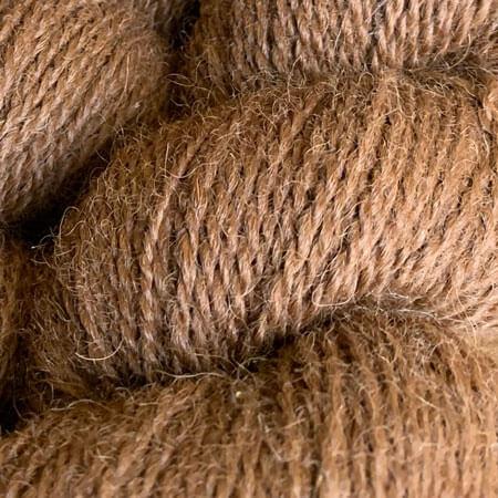 Sienna DK Alpaca Yarn in Medium Brown