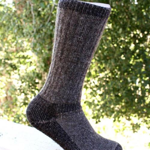 Outdoorsman Alpaca Sock
