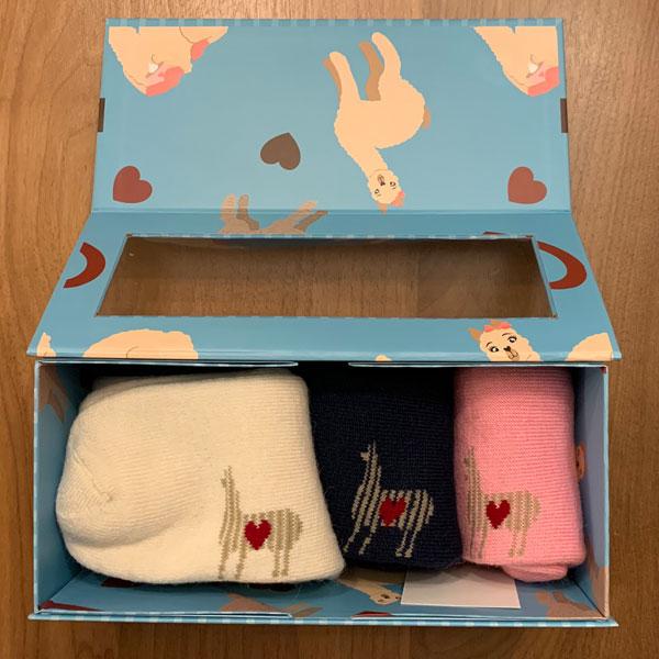 Sock Gift Box