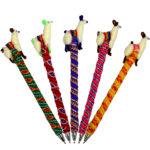 Knit Llama Pens