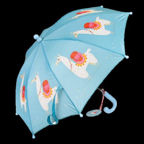 Dolly Llama Children's Umbrella