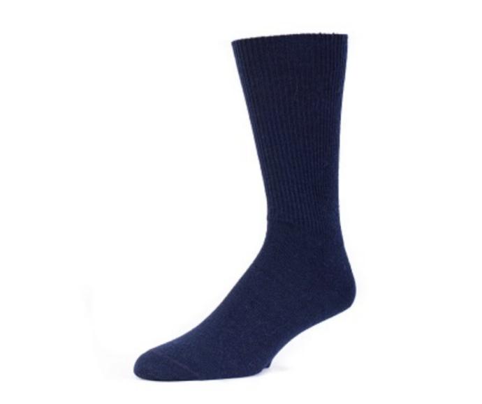 EA Navy Dress Socks