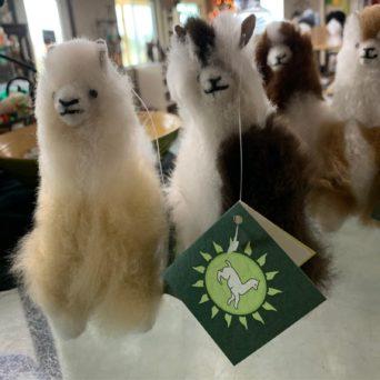 "IFW 7"" Stuffed Alpaca"