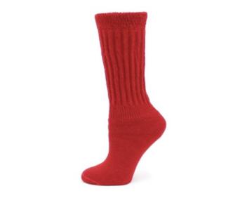 EA Therapeutic Red Socks