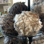 Alpaca Nesting Balls - 6 Inch Small