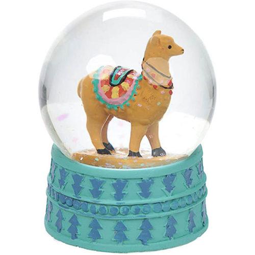 Alpaca Waterball Snow Globe