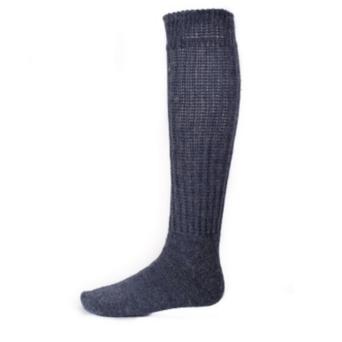 EA Relaxed Knee High Socks in Blue