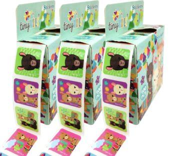 Llama and Alpaca Sticker Pack