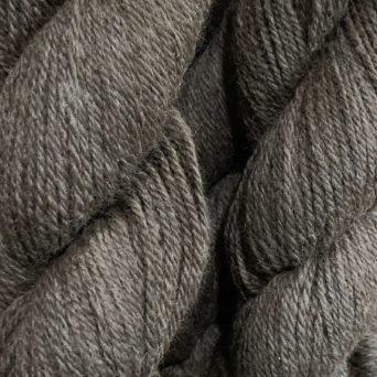 Zena DK Alpaca Yarn in Dark Rose Grey
