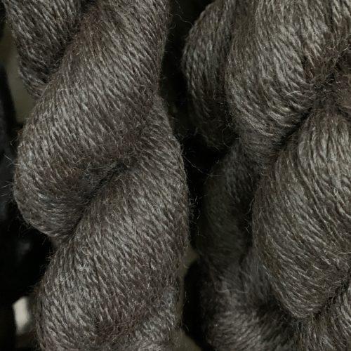 Black Alpaca Sport Yarn