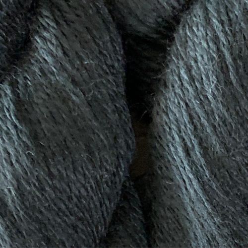 Diez Perfecto Black DK Alpaca Yarn