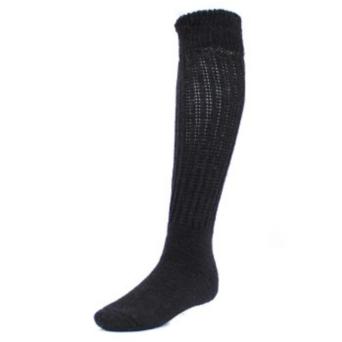 EA Relaxed Knee High Socks in Black