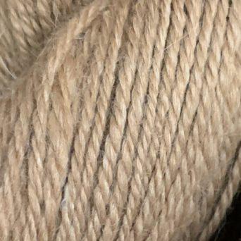 Grade 2 Fawn Alpaca Sport Yarn