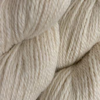 Centuria/Elita Grade 2 White Alpaca Sport Yarn