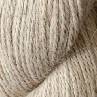 Spice Fawn Alpaca Yarn in 3 Ply Sport