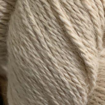 Jeannine Fawn Alpaca Yarn in 3 Ply Sport