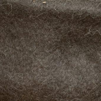 100% Alpaca Felt Dark Grey 32 oz