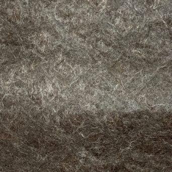 Dark Grey Alpaca Felt Sheet 32 oz