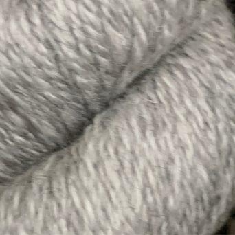 Liquid Silver Grey DK Alpaca Yarn