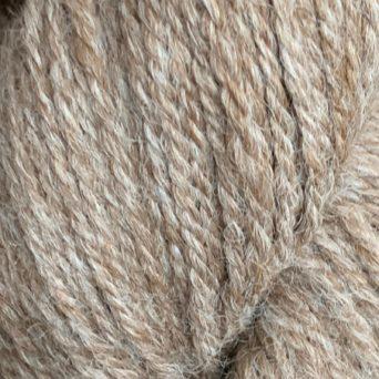 Guns DK Alpaca Yarn in Medium Rose Grey