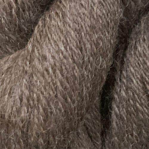 Numbers DK Alpaca Yarn in Dark Rose Grey