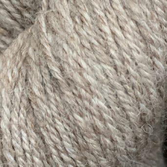 Light Rose Grey Sport Alpaca Yarn