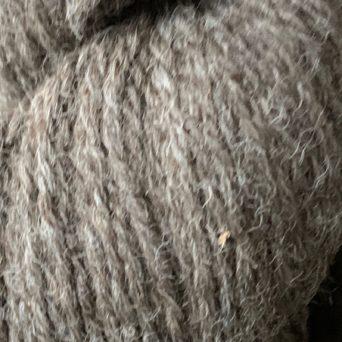 Genesis DK Alpaca Yarn in Dark Silver Grey