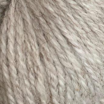 Pete Rose Light Silver Grey DK Alpaca Yarn