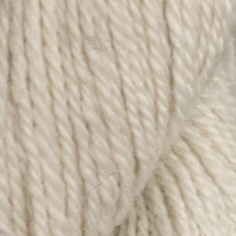 Perfect 10 DK Alpaca Yarn in White