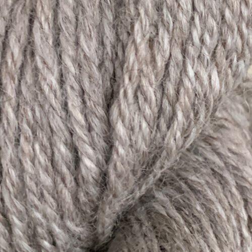 Night Shade Medium Silver Grey DK Alpaca Yarn