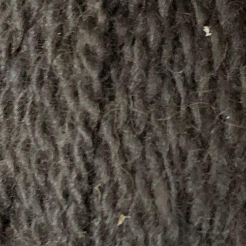 Onyx True Black Alpaca Yarn in 2 Ply DK