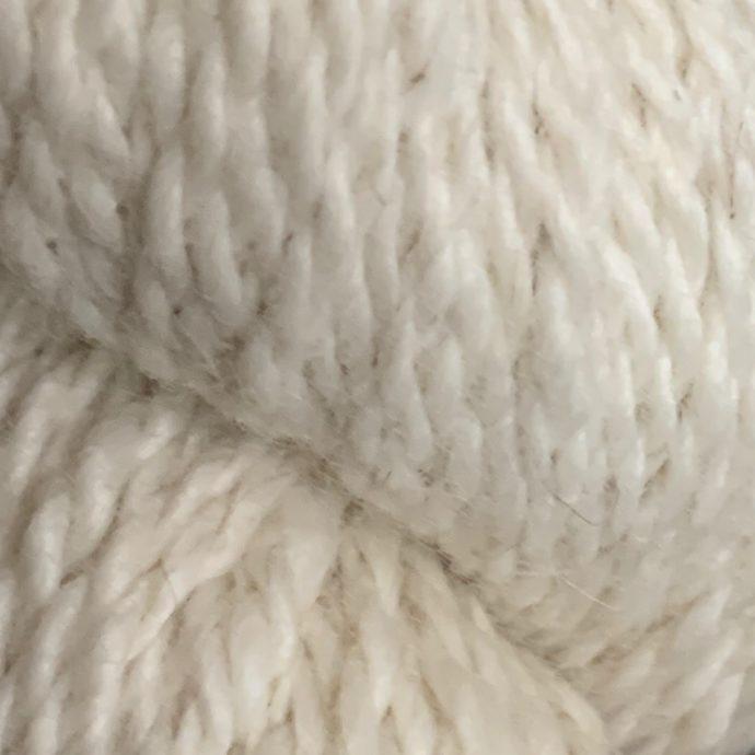 Faith Beige Alpaca Yarn in 2 Ply Worsted