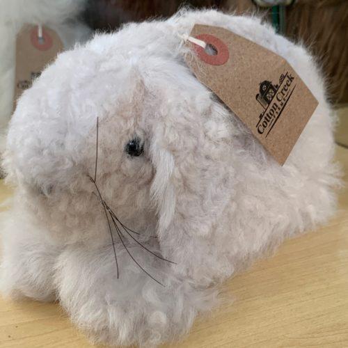 Plush Rabbit