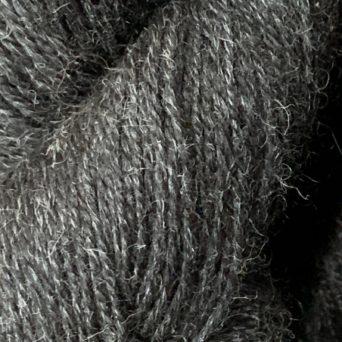Black Specialty Blend Sock Yarn