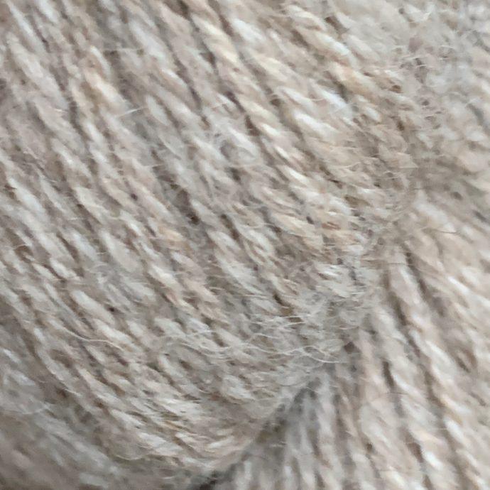 Light Rose Grey Specialty Blend Yarn