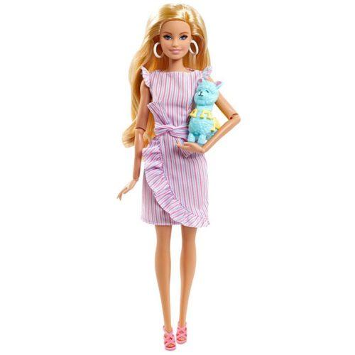 Barbie Tiny Wishes Doll With Llama Friend