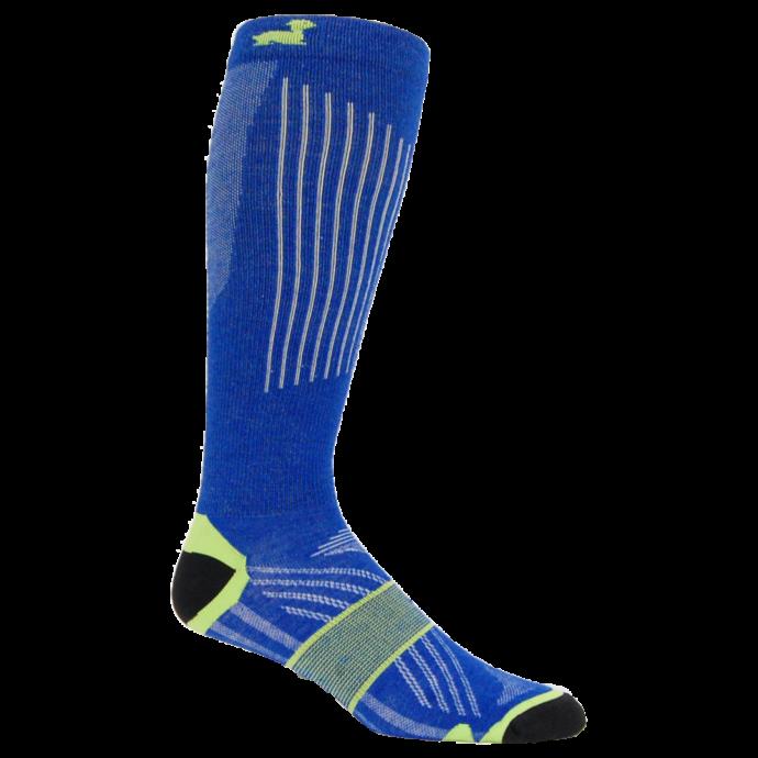 My Comfy Blue Compression Sport Socks LC221