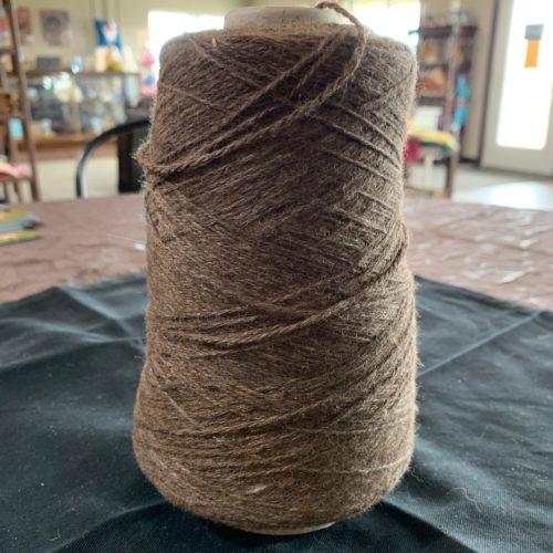 Rose Grey Alpaca Sport Yarn Cone