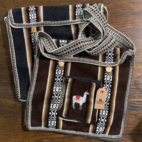 Llama Shoulder Bag