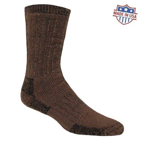 My Comfy Winter Socks in Cocoa LC201