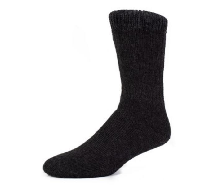 EA Black Andinist Socks