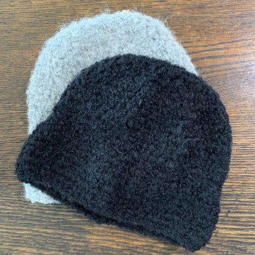 Boucle Alpaca Blend Hat