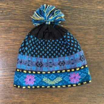 Blue Meadow Hat