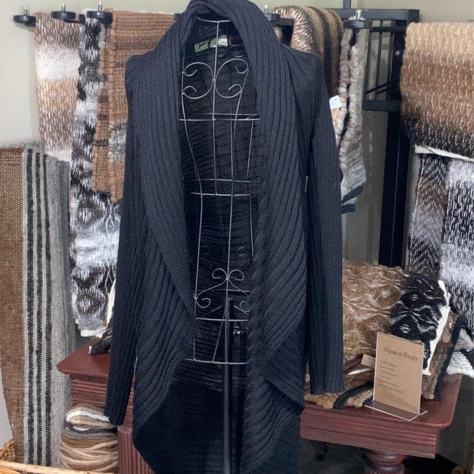 Black Essential Sweater