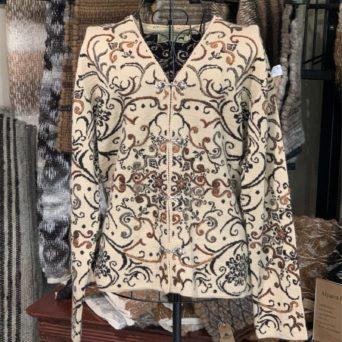 Majestic V-Neck Cardigan Sweater