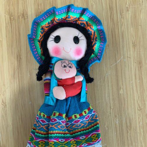 Handmade Andean Doll