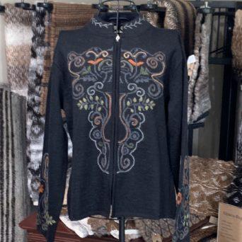 Royality Cardigan Sweater