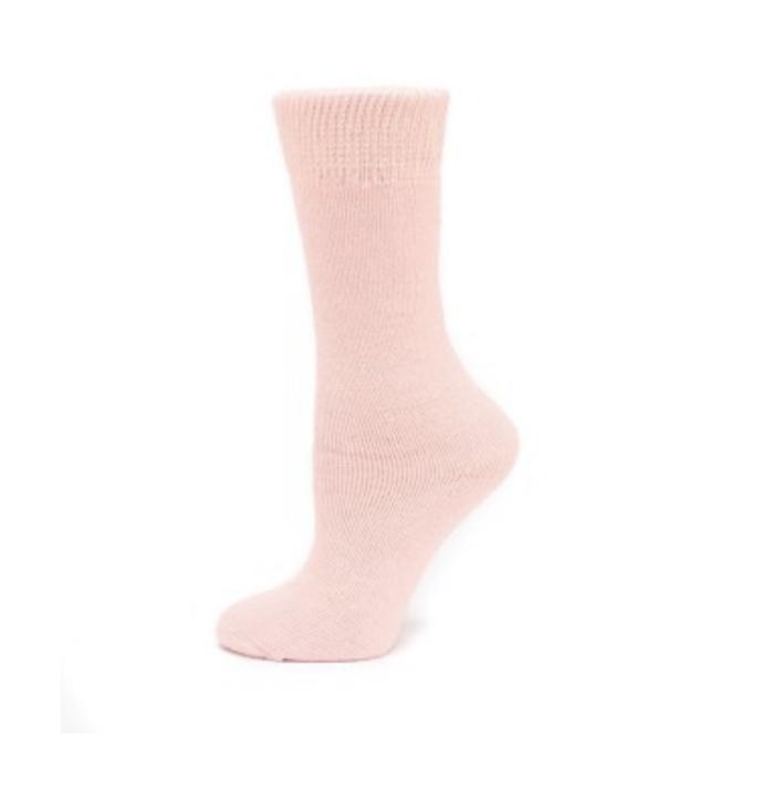 EA Pink Sport Sock